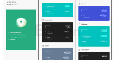 CRED App Interface