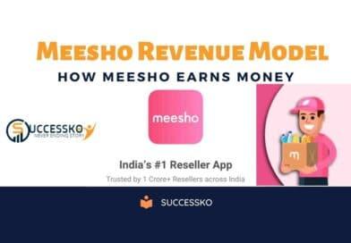 Meesho Revenue & Business Model