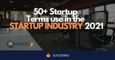 50+ Startup terms used in Startup Industry 2021