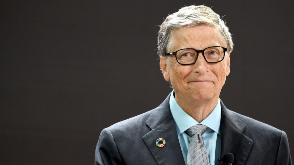 """Bill Gates Microsoft """"Top 10 Richest Persons in the World"""""""