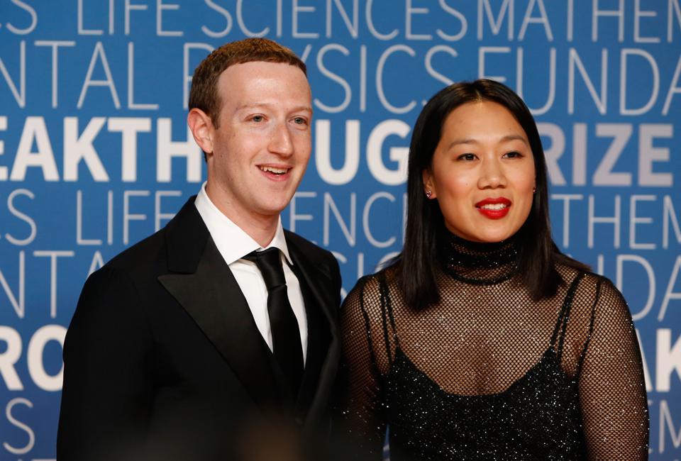"Mark Zuckerberg Facebook ""Top 10 Richest Persons in the World"""