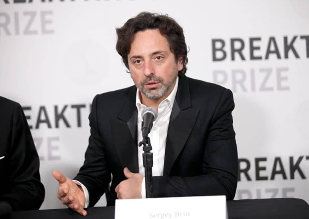 Sergey Brin Google $89 Billion Net Worth